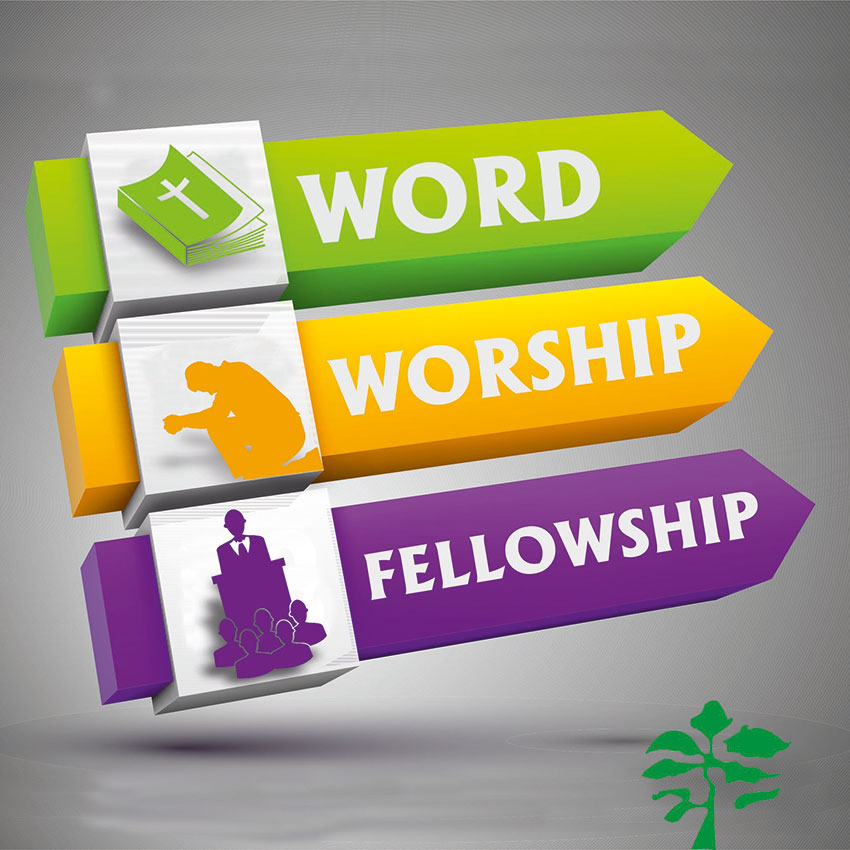 Word, Worship & Fellowship